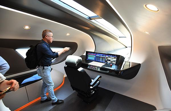 解密时速600公里磁浮|工程样车明年下线
