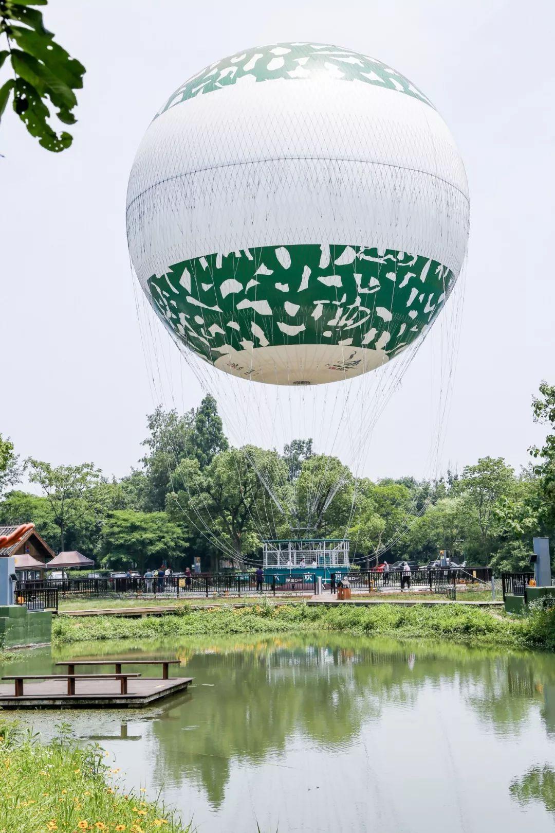 欧洲裸体性交囹�a_杭州主城唯一高空氦气球来了!带你飞上150米高空,畅享