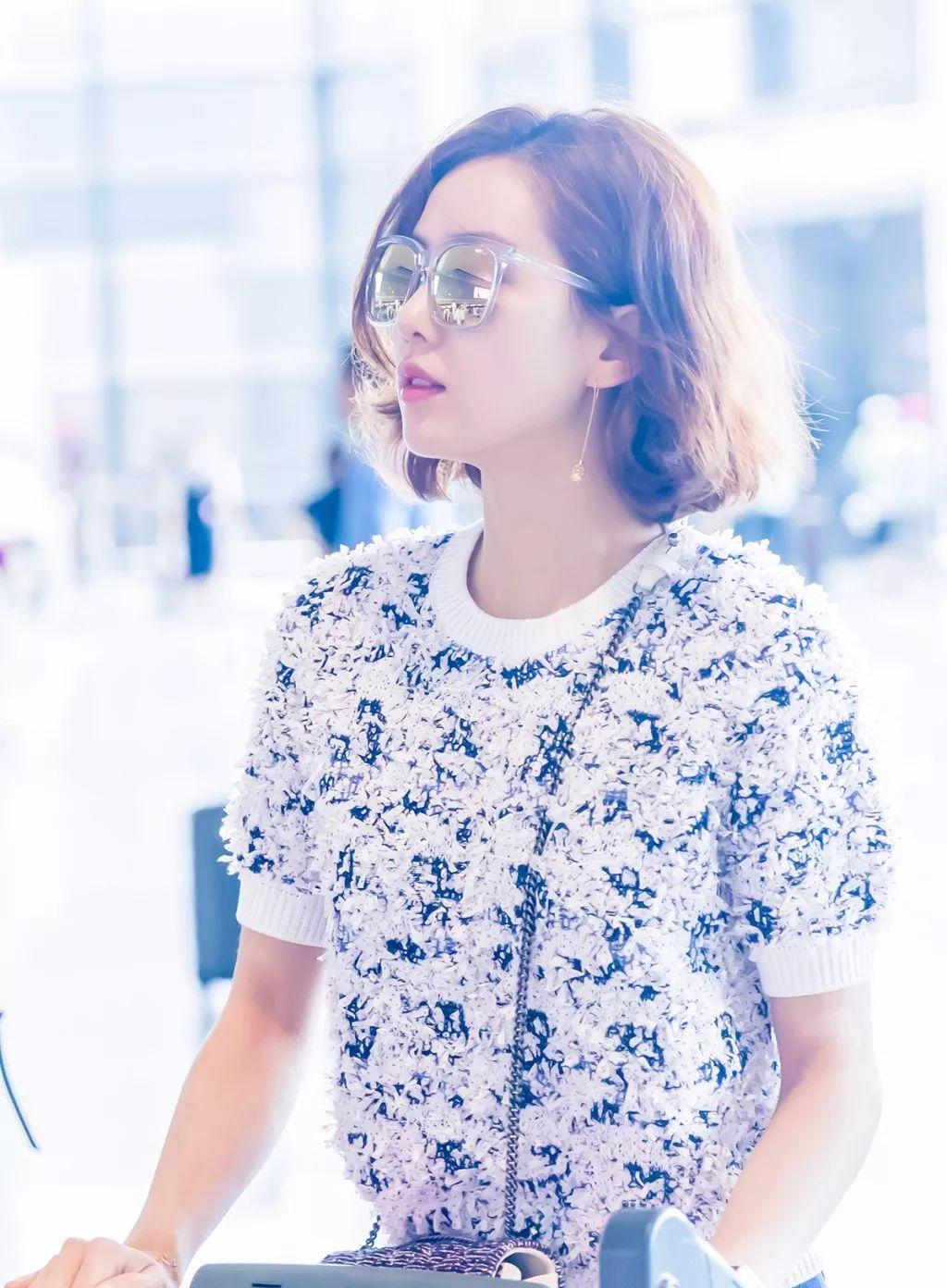 鹅蛋脸适合什么发型 五款适合鹅蛋脸女生的发型... _太平洋时尚网