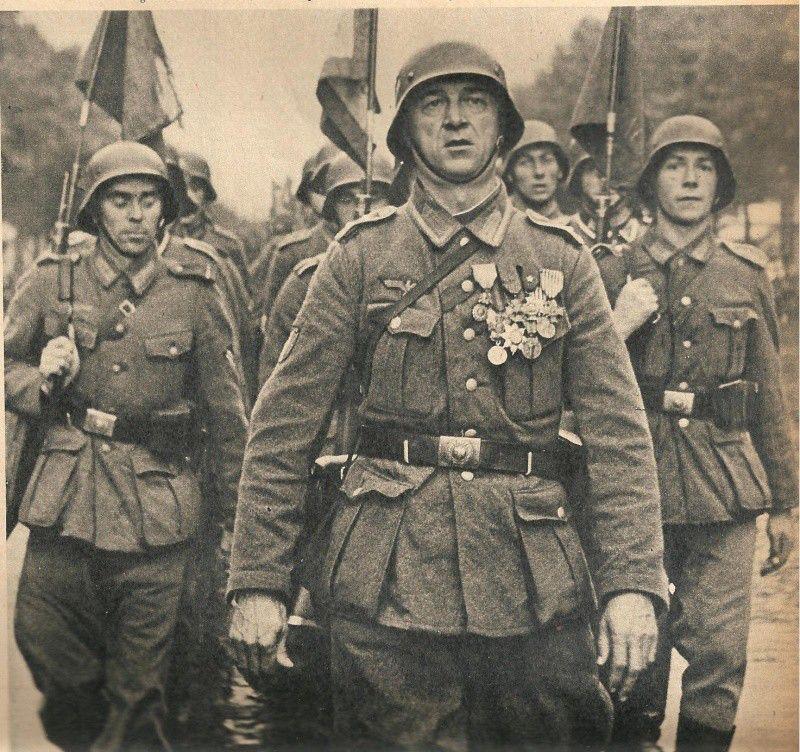 最后为希特勒卖命的,居然是法国人!毁伤苏军108辆坦克