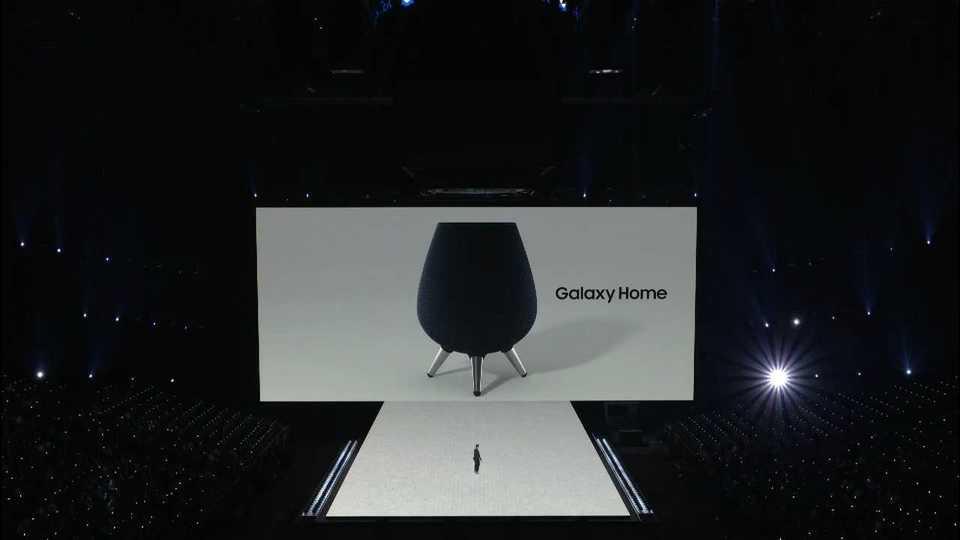 三星智能音箱Galaxy Home将在2019年Q3推出