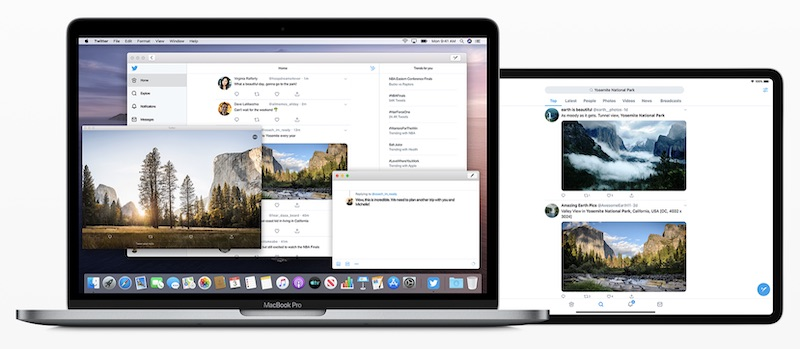 macOS 10.15将迎来一波iPad应用大迁移