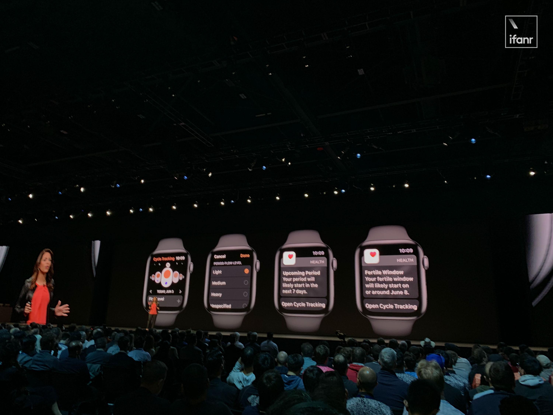 又有一批 app 要失业了,苹果新系统的经期记录功能很好很强大