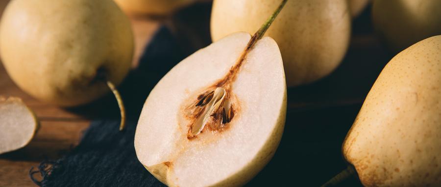 梨的种类繁多,营养价值异曲同工(下) | 每日涨营养姿势1025