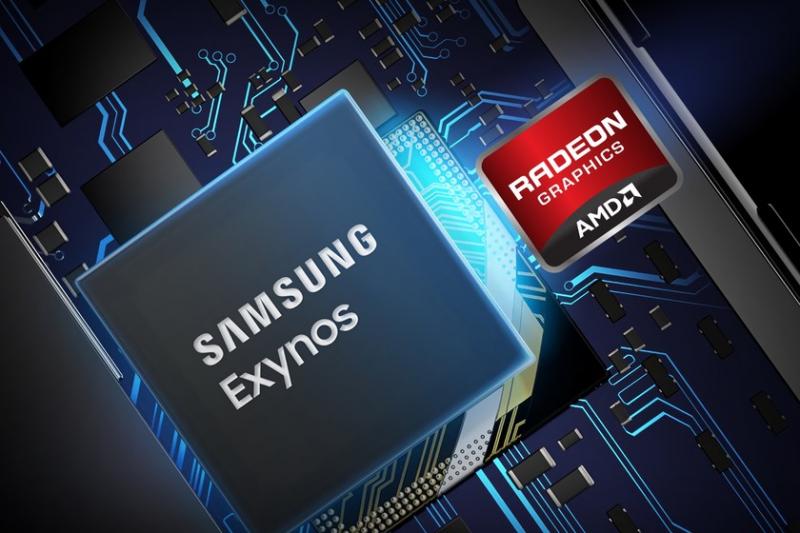 三星与AMD合作 将Radeon显卡引入智能手机