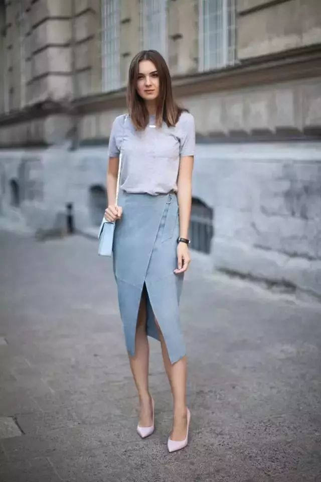 夏日最全穿衣搭配方案!时尚就这么简单!