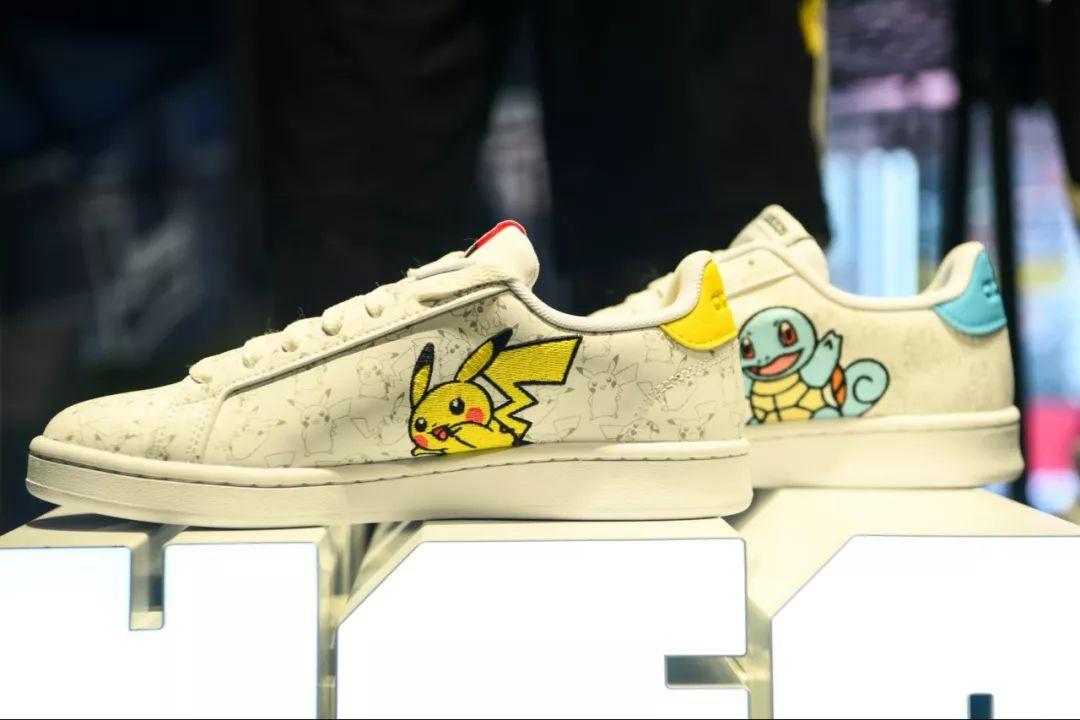 adidas neo x 宝可梦系列 一衣难求