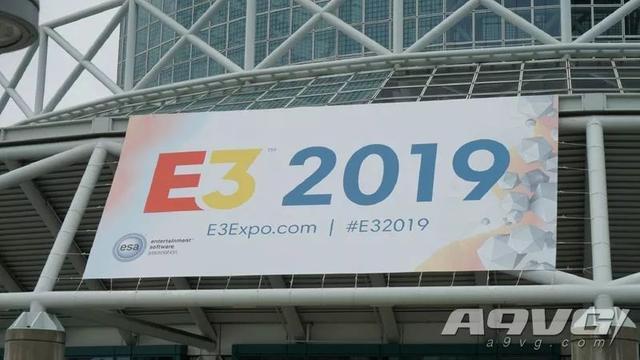 E3 2019会场抢先看:挖走源码赛博朋克、COD、FF7R等广告现身