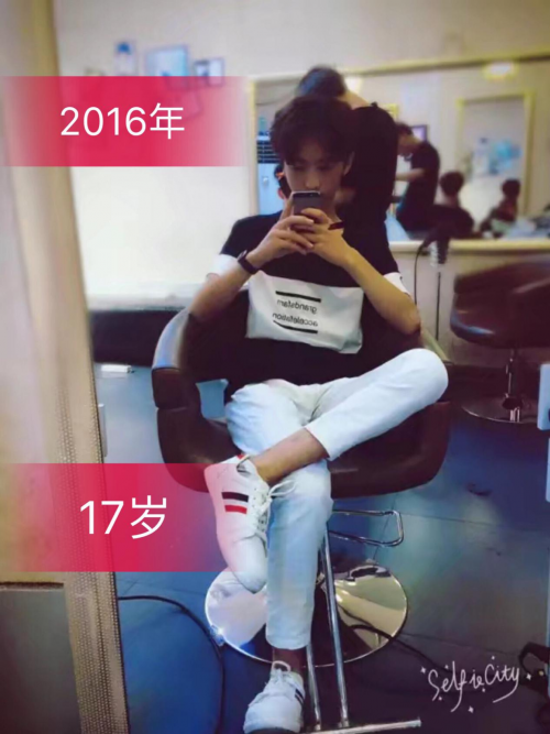 孙福磊:一个16岁少年创业逆袭的故事