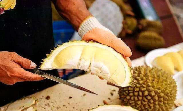"""【组图】                     被称作""""水果之王""""的榴莲,到底有哪些好处?"""