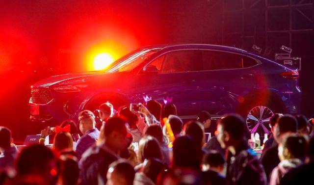 """手握""""指南针"""",哈弗F7x弄潮轿跑SUV市场正当时"""