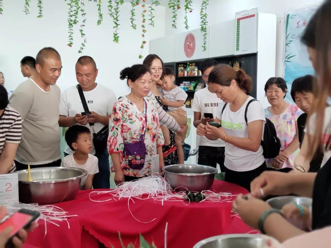 【周口瑞盈 濃情端午】親子diy 包粽子比賽圓滿落幕!圖片