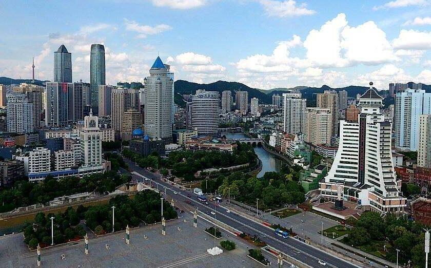贵州 经济总量_贵州经济发展图片