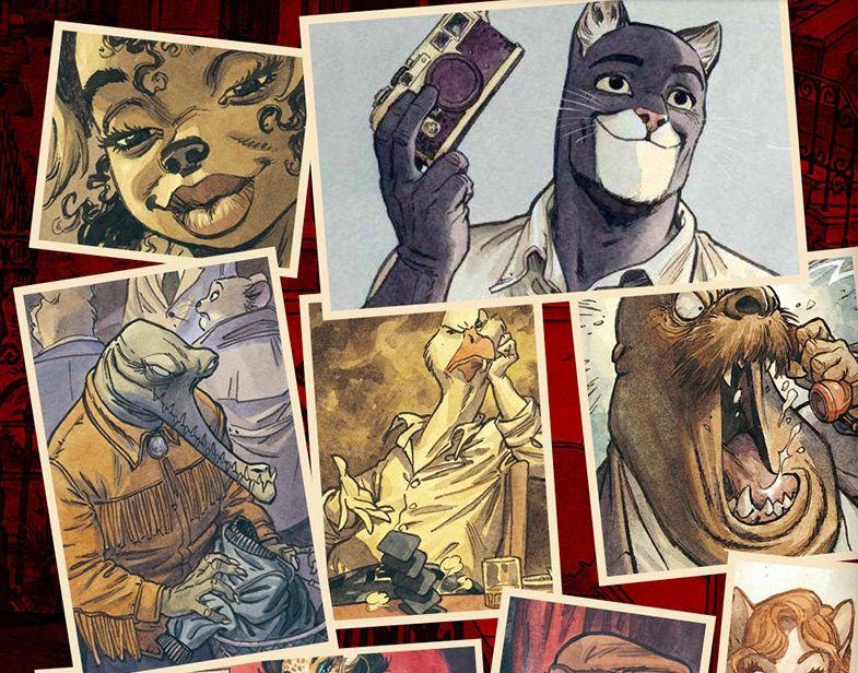 《黑猫侦探》系列