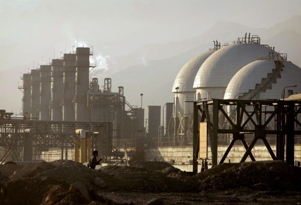 """美国再次""""极限施压"""" 制裁伊朗最大石化公"""