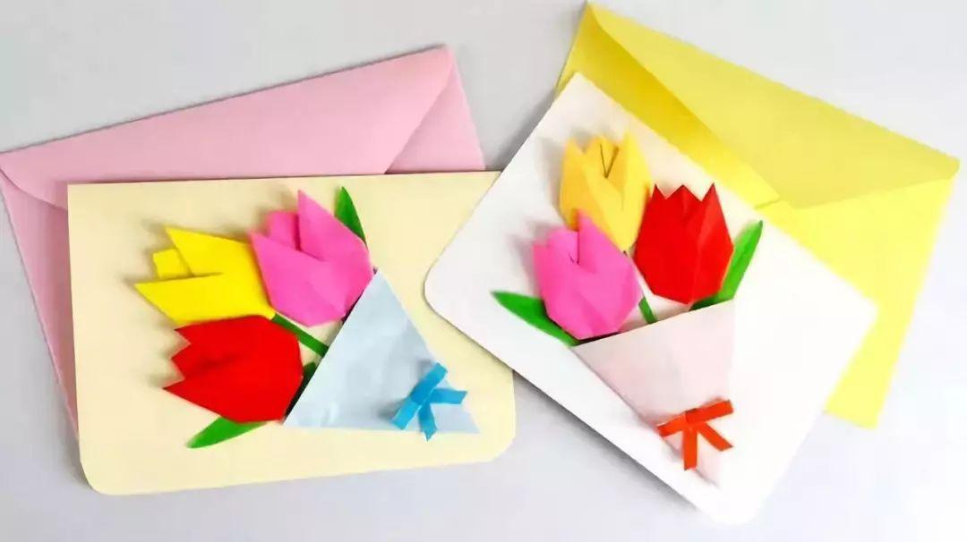花类折纸大全 图解 步骤