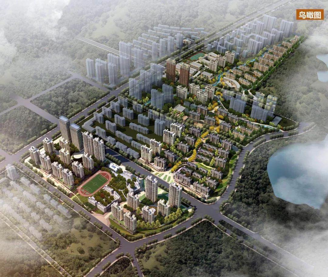 惠州山水龙城户型图