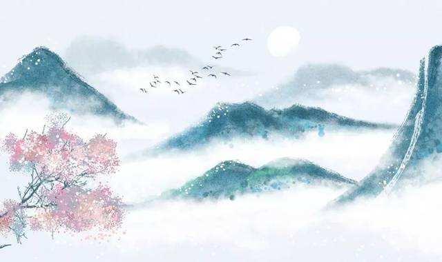 李白临终的一首诗,大气磅礴,即使面对死亡也毫不畏惧,诗仙千古