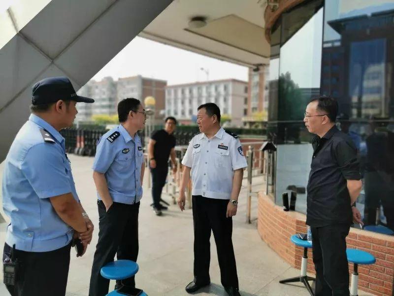 天津市公安局人口管理系统圆满完成2019年高考服务工作