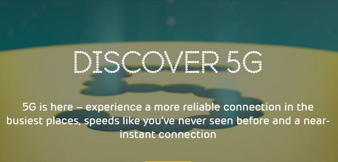 英国运营商EE发布5G,CTExcel 5G还会远吗?