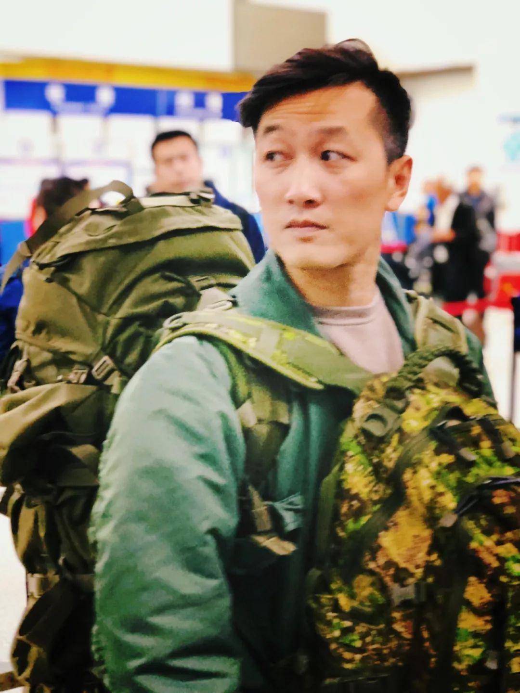 吴鑫磊 退役特种兵
