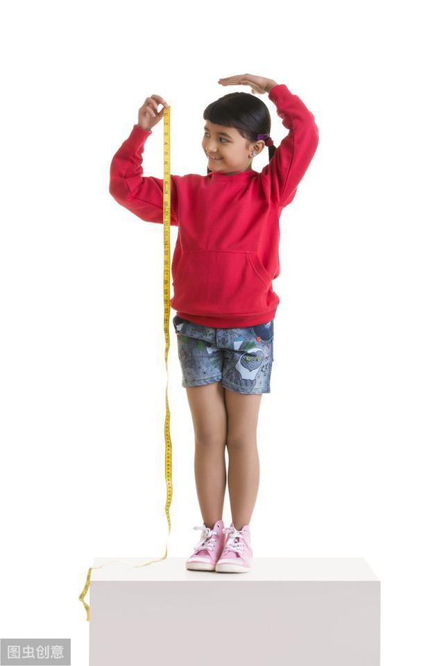 想要孩子长高个和吃什么无关,主要是看它
