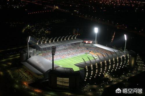 中国足球的发展 专业足球场成必然条件