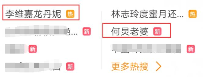 李維嘉否認與龍丹妮夫妻關系,但何炅老婆王菁也被推上熱搜 作者: 來源:芒果撈娛樂學妹