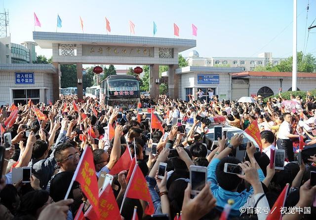 安徽考生,在高考中全省排名多少,能上211、985大学?