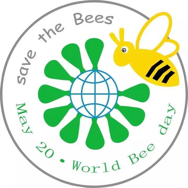 几千年来小蜜蜂带给人类的不仅仅是蜂产品,更重要的是蜜蜂为农作物图片