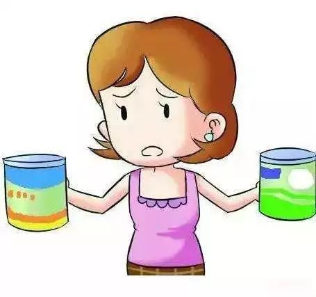 Choose milk powder, are you tangled? Choosing milk powder according to your baby's constitution is the most suitable!