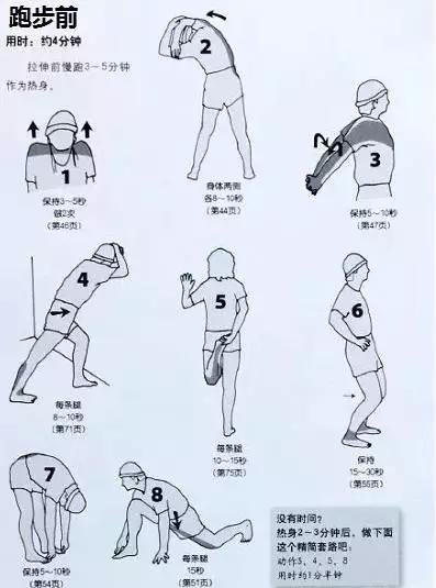 史上最全拉伸图解,健身人必备!(珍藏版) imeee.net