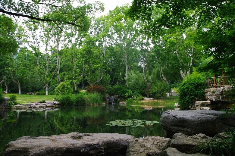 襄陽習家池,我眼中最美的郊野園林隱雅之境!