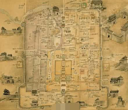 古代朝代的首都,為何都愛向東遷移?史學傢告訴你答案_國都