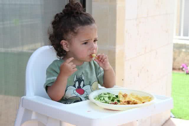 經由過程飲食培育孩子的自力性