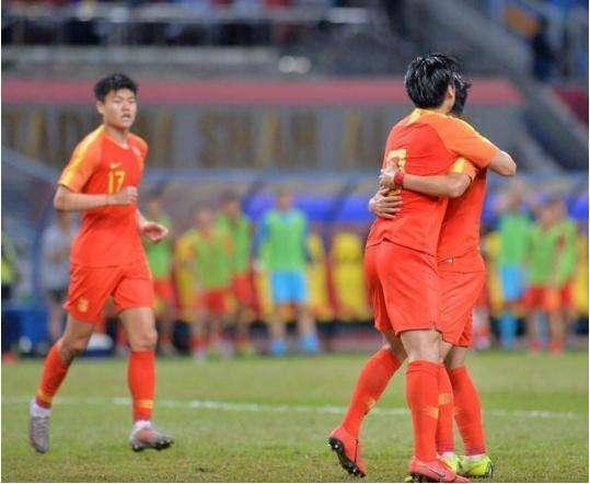中国国奥队大胜巴林,这是破了12年的魔咒吗?_比赛