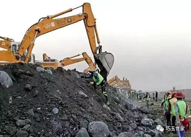 缅甸所有矿场面临整改,面积缩减,2021年之后可能一翠难求!