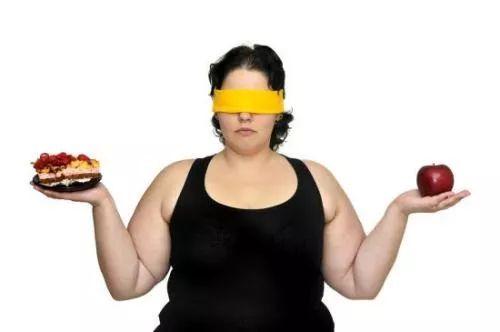 运动减肥体重不掉为啥图片