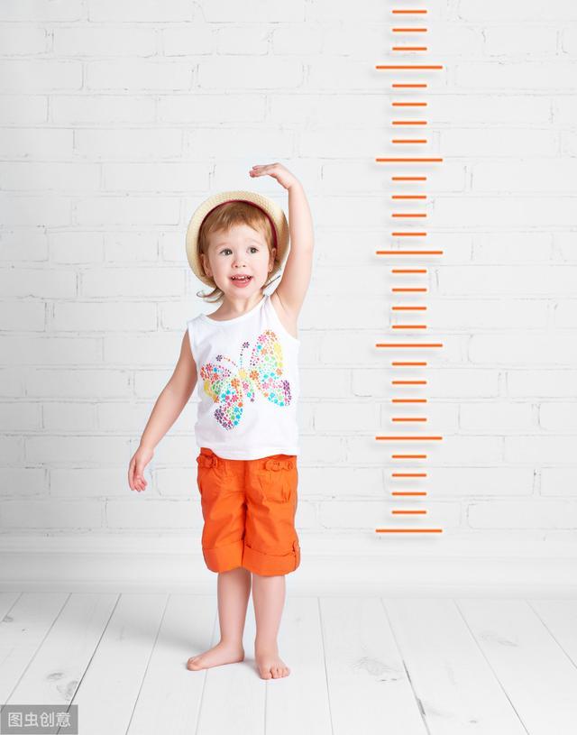 父母高孩子未必就高,所以身高管理很重要
