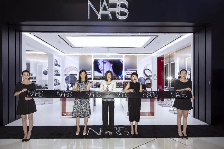 尖端时尚配备,NARS彩妆NARS广州首家概念店开幕 imeee.net