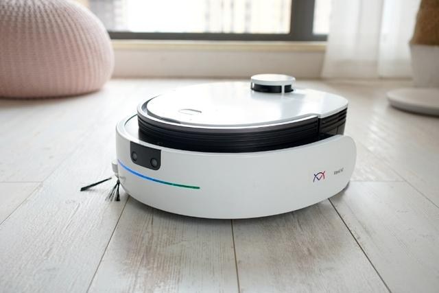 试试瓦利·N1机器人:把它扫干净,拖干净,给你不同的清洁体验