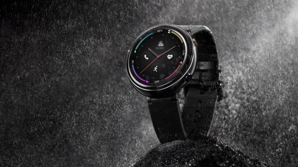 华米科技发布两款智能手表:自主研发芯片,699元起