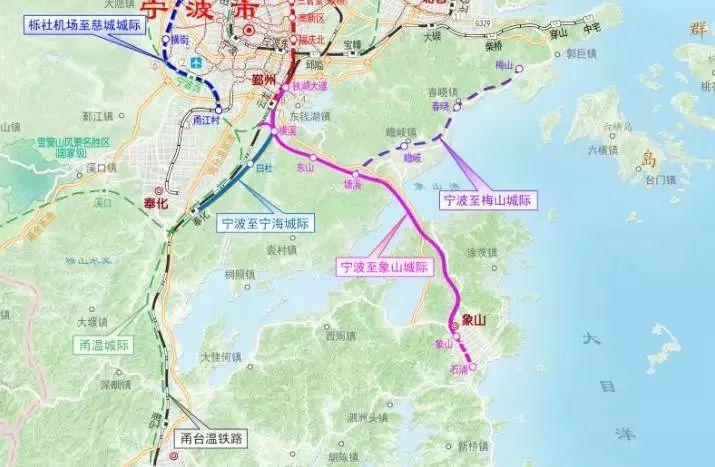 宁波火车北站规划图