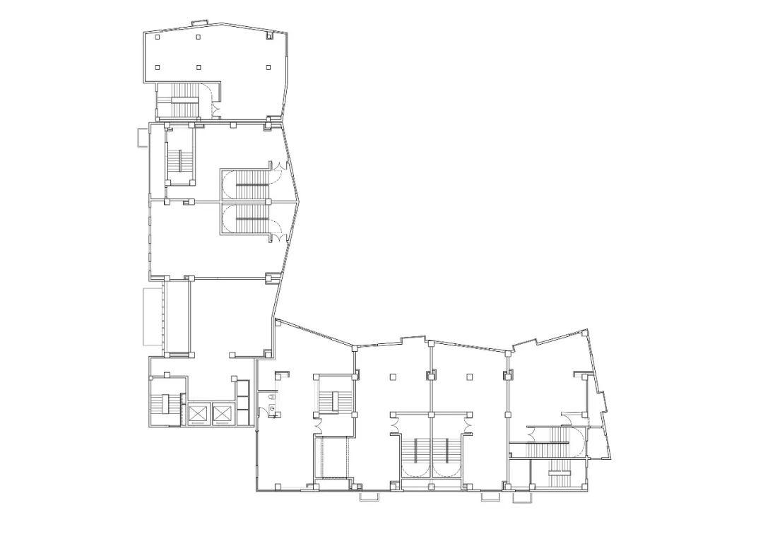 创新港宿舍平面图