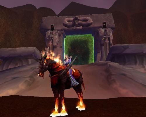 魔兽世界怀旧服首把乔丹法杖出炉 40级的极品武器可不止这一把!