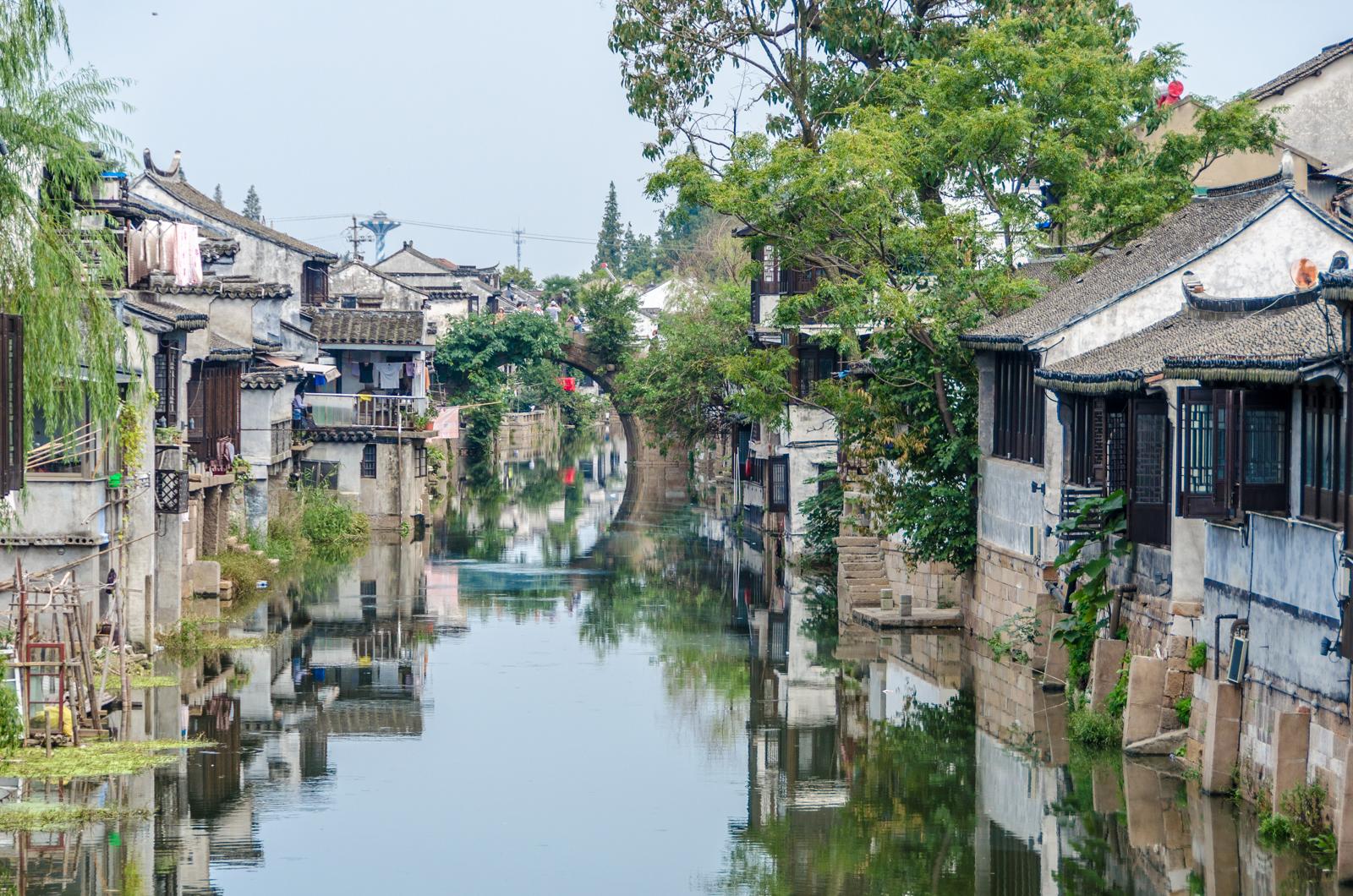 江浙地区几座安静的古镇,人少景美门票还免费