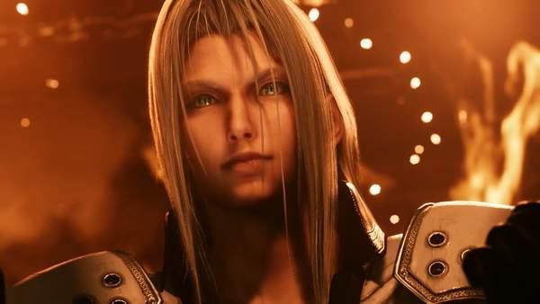 E3 2019:《FF7:重制版》加长版预告 女神蒂法亮相