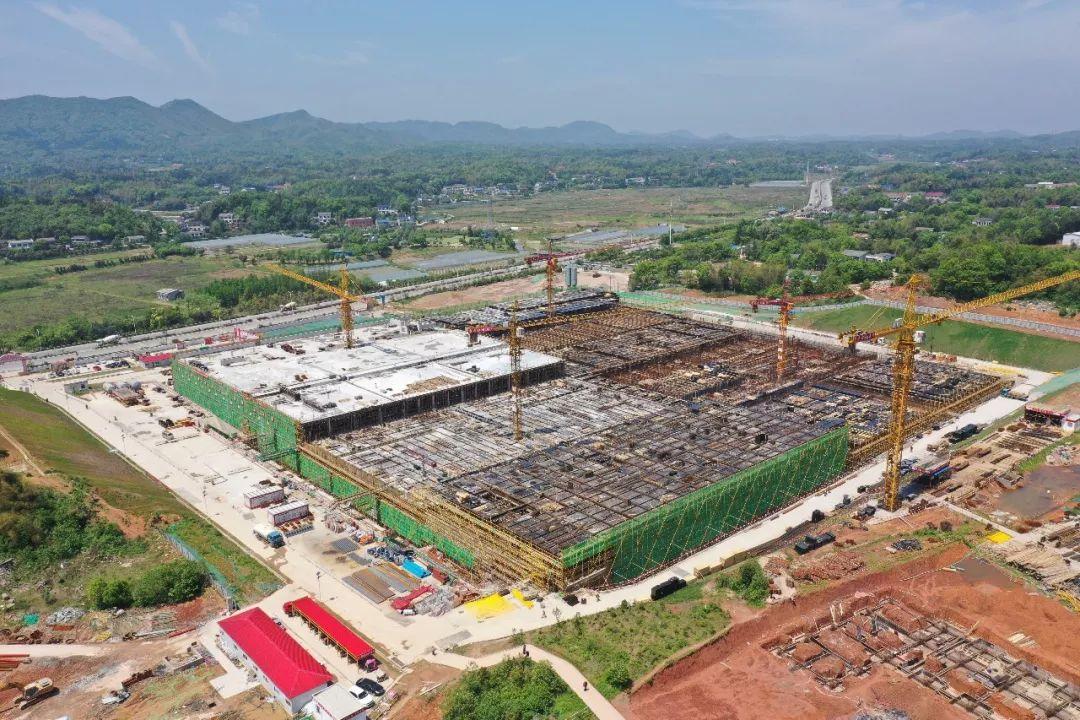 惠及河西95万人!雷锋水质净化厂下月底具备通水条件图片