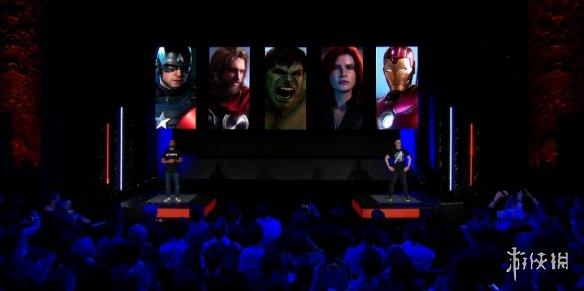 SE《复仇者联盟》没有开箱系统 后续英雄免费更