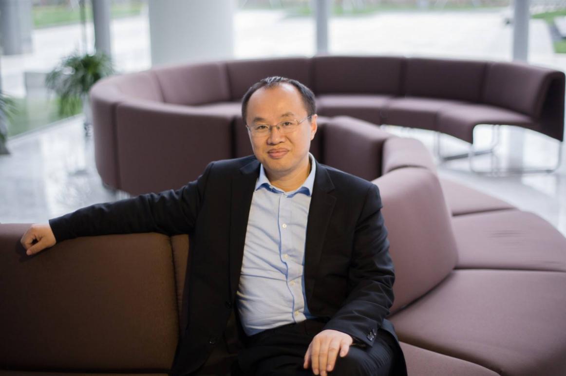 从小员工到千万身价总裁,吴志祥用执着书写创业人生! | EMBA人物